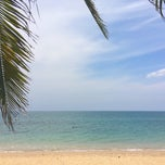 Photo taken at Lanta Palace Resort And Beach Club Koh Lanta by Alex B. on 4/10/2015