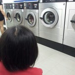 Photo taken at WonderWash Laundromat by Aaron A. on 1/19/2013