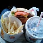 Photo taken at Burger King by Brenda R. on 12/3/2014