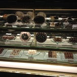 Photo taken at The Candy Maker at The Greenbrier by Angela D. on 12/7/2013