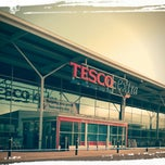 Photo taken at Tesco Extra by Apollo B. on 2/17/2013