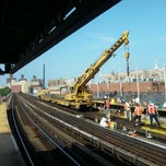 Photo taken at MTA Subway - 174th St (2/5) by 0z... T. on 5/30/2011