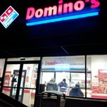 Photo taken at Domino's Pizza by Teasa B. on 1/25/2013