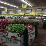 Photo taken at Woodman's Food Market by Tonikali Y. on 11/30/2012