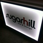 Photo taken at Sugarhill Lounge by Rob Y. on 11/30/2012