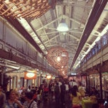 Photo taken at Chelsea Market by Dariela C. on 5/22/2013