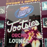 Photo taken at Tootsie's World Famous Orchid Lounge by Neal K. on 1/2/2013