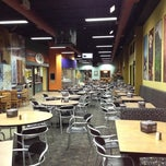Photo taken at The Café & Market At Crossroads by Samantha S. on 11/30/2012
