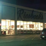 Photo taken at Riesbeck's by Chad P. on 6/17/2013