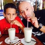 Photo taken at Futbol Alboraya by Vicent N. on 9/21/2014