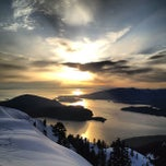 Photo taken at Cypress Mountain by Rob B. on 3/28/2013