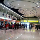 Photo taken at Terminal Bersepadu Selatan (TBS) / Integrated Transport Terminal (ITT) by JinFu L. on 5/26/2013