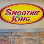 Photo taken at Smoothie King by Crystal R. on 4/5/2013