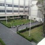 Photo taken at UNITEC by David Marín on 2/16/2013
