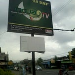 Photo taken at Jogja TV by Auliia K. on 1/19/2013
