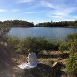 Photo taken at Lake Ilsanjo by Nico P. on 10/27/2014