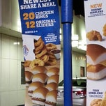 Photo taken at White Castle by Antoinette C. on 4/6/2013