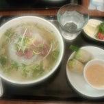 Photo taken at Little Hanoi 東神田店 by 善勝 松. on 7/25/2013