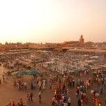 Photo taken at Marrakech by Vittorio R. on 1/6/2013