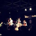Photo taken at Blue Note Milano by Teresa C. on 5/14/2013