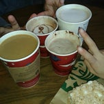 Photo taken at Starbucks by Wendy C. on 12/26/2012