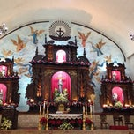 Photo taken at Santuario de San Pedro Bautista Parish by Dette A. on 1/1/2014