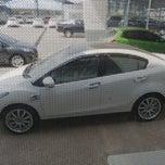 Photo taken at Mazda Dream Car Center by Chootis C. on 1/21/2013