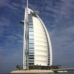 Photo taken at Burj Al Arab برج العرب by Sergey S. on 12/5/2012