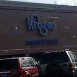 Photo taken at Kroger by Kristen D. on 12/27/2012