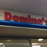 Photo taken at Domino's Pizza by Alma M. on 12/31/2012