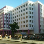Photo taken at Faculdade Joaquim Nabuco by Dann L. on 4/9/2013