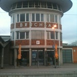 Photo taken at Bahnhof Bruchsal by Doro on 12/24/2012
