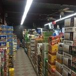 Photo taken at Sunset Beer Distributor by Frank  V. on 5/2/2015