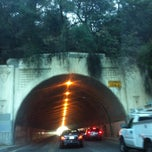 Photo taken at Sepulveda Blvd. Tunnel by Grant S. on 12/12/2013
