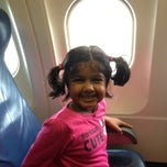 Photo taken at Gate 23 by Swami S. on 8/2/2013