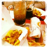 Photo taken at A&W Restaurant by Cindy W. on 4/17/2013