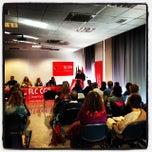 Photo taken at Cgil Livorno by Michele T. on 2/27/2014