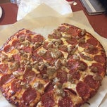 Photo taken at Donatos Pizza by Mark A. on 10/22/2014