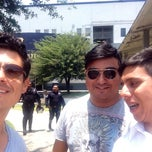 Photo taken at Policía Monterrey by Federico C. on 6/15/2014
