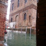 Photo taken at Scuola Grande della Misericordia by Ferruccio P. on 3/18/2013