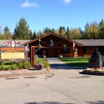 Photo taken at Iditarod Race Headquarters by Lindsay M. on 9/4/2014