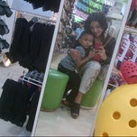 Photo taken at Crocs Store Kelapa Gading by 💎Darling💎 on 10/30/2012