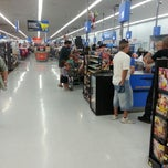 Photo taken at Walmart Supercenter by Daniel W. on 5/25/2013