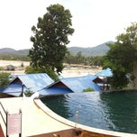 Photo taken at Tharatip. Resort by Lady Y. on 7/22/2013