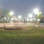 Photo taken at Central Park Kharghar by Akshay S. on 12/29/2012