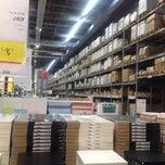 Photo taken at IKEA Jordan   ايكيا الأردن by Hadeel S. on 3/4/2014