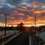 Photo taken at Ringwood Station by Rasmus F. on 6/26/2013