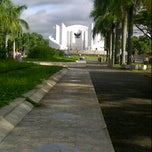 Photo taken at Monumen Perjuangan Rakyat Jawa Barat by dwi oktrandini on 1/13/2013