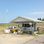 Photo taken at Altonen Orchards by Patrick H. on 8/20/2013