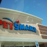Photo taken at PetSmart by Brittany Y. on 3/20/2013